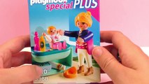 La maman Playmobil – Playmobil Spécial la table à langer Maman avec son Bébé Review