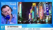 Le luxe français à l'assaut des classes moyennes et la Chine étouffe sous la pollution : les experts d'Europe 1 vous informent