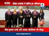 Amitabh Bachchan honoured at Subhash Ghai's Whistling Woods