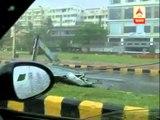 Strong winds, heavy rains in coastal AP as cyclone Hudhud makes landfall