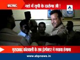 Moradabad: Drunk sub-inspector creates ruckus, misbehaves with media persons
