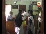 Police Team raid Usha Mishra's NGO office at Belda