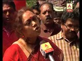 cpm candidate of ward no. 3 campaigns on Civic poll