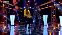Samson vs Tryphene - Locked out of heaven (Les battles | The Voice Afrique francophone 2016)