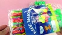 MAGIC BALLONS Wasserballons schnell auffüllen! 222 Wasserballons! Spiel mit mir Kinderspielzeuge