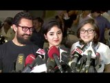 Aamir Khan's CUTE Little Daughters/Actress In DANGAL Movie Zaira Wasim & Suhani Bhatnagar