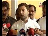 Rahul Gandhi alleges, Sushma Swaraj's family members have taken money from Lalit