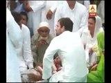 Rahul Gandhi meets ceasefire violation victims in Jammu and Kashmir
