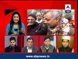 ABP News Debate: Why is AAP shielding Somnath Bharti?