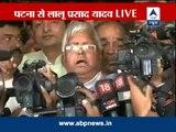 9 MLAs back to RJD fold: Lalu Prasad Yadav