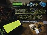 Mifare MF522-AN RFID reader/writer + Arduino test - video dailymotion
