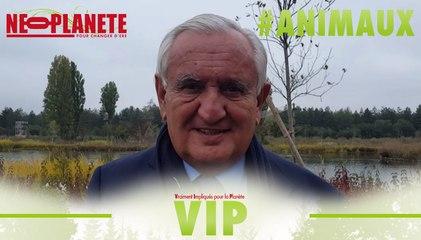[VIP] L'histoire de Jean-Pierre Raffarin et du triton crêté