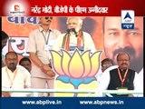 Modi attacks NCP chief Sharad Pawar
