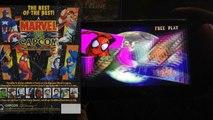 Ps vita -Cps2  emulator : Marvel Vs Capcom Clash of Super Heroes