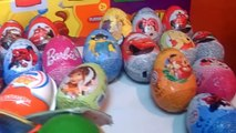 Top 30 Surprise Eggs Muppets, Disney Mickey & Minnie, Lion King ,Phineas& Ferb ,