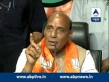 Role of leaders to be decided collectively:Rajnath