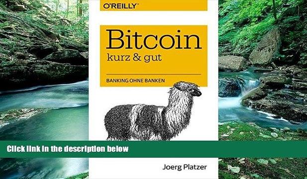 PDF  Bitcoin - kurz   gut (German Edition) Joerg Platzer Full Book