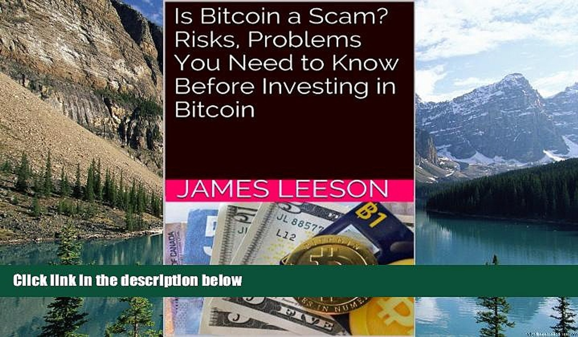 Audiobook  Is Bitcoin a Scam? Risks, Problems You Need to Know Before Investing in Bitcoin.  Trial
