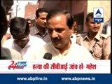 BJP leader's killing: MP Mahesh Sharma demands CBI probe