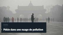 La Chine toujours plongée dans un épais brouillard de pollution