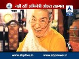 Veteran actress Zohra Sehgal dies at 102