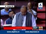 Uproar in Rajya Sabha over Ved Pratap Vaidik's meeting with Hafiz Saeed