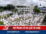 Festival of brotherhood Eid-ul Fitr celebrated across the country