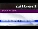 Gilbert Law Summaries on Criminal Law Popular Online - Video Dailymotion1
