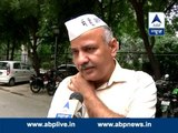 Kejriwal will be Delhi CM if AAP wins assembly elections: Manish Sisodia tell ABP News