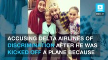 Delta responds to YouTube star's discrimination accusations