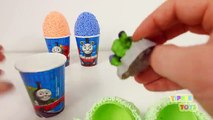 Playfoam Surprise Eggs Thomas & Friends Minions Star Wars SpongeBob Marvel Avengers Hulk Paw Patrol