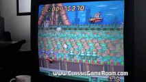 Classic Game Room - AIR ZONK review for Turbografx-16