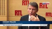 """Primaire à gauche : François Hollande juge que Vincent Peillon """"n'est pas préparé"""""""