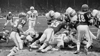 Banks: Longest NFL Game Ever Played