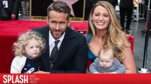 Ryan Reynolds and Blake Lively Named Baby No. 2. Ines