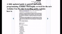 Download Programming Arduino: Getting Started with Sketches (Tab) ebook PDF