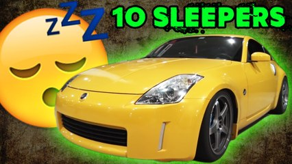 Top 10 Unsuspectingly FAST Cars!