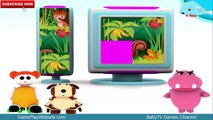 BabyTV Learning Games for Kids - iOS Applications for Babies and Toddlers - The Missing Tile Game