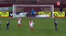 Falcao (Penalty) - Monaco1-0Caen 21.12.2016