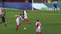Tiemoue Bakayoko Goal HD - Monaco 2-0 Caen - 21.12.2016
