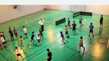 Stage Tennis de table  Noel 2016 - Suresnes