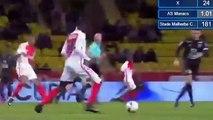 Tiemoue Bakayoko Super Goal HD - Monaco 2-0 Caen 21.12.2016