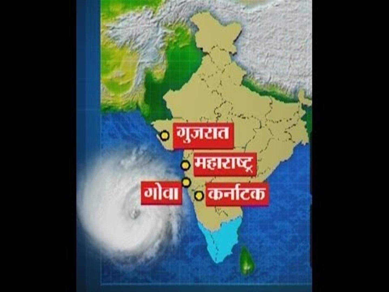 In graphics: Monsoon reaches Maharashtra