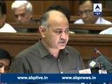 Delhi Budget: AAP unveils Rs.41,129 crore budget