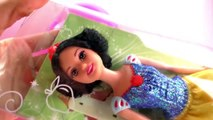 Œuf surprise robe Princesse Disney – Blanche-neige, la Belle au bois dormant et Raiponce