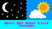 Unity3D Day Night Cycle #13 Blended Skybox Creation