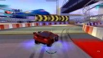 Disney Pixar Cars Mack Truck Tow Mater Lightning McQueen & Francesco Bernoulli-Nursery Rhymes Songs