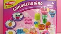 Candellissimo Kaarsen zelf maken | Demo | Kaarsen zoals een toetje | Nederlands