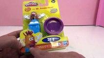play-doh mr. potato head Knete Unboxing + Demo Unboxing + Demo toy story 3 mr potato head Knete