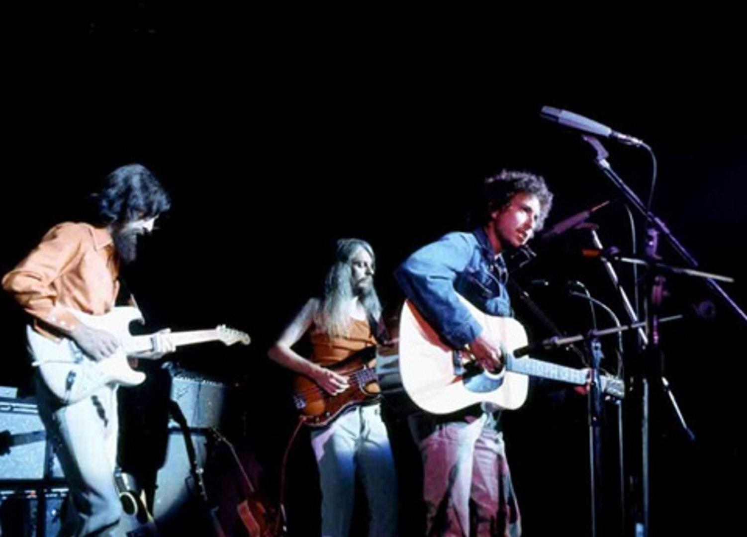 Bob Dylan 1971 - the Bangladesh Concert set - video dailymotion